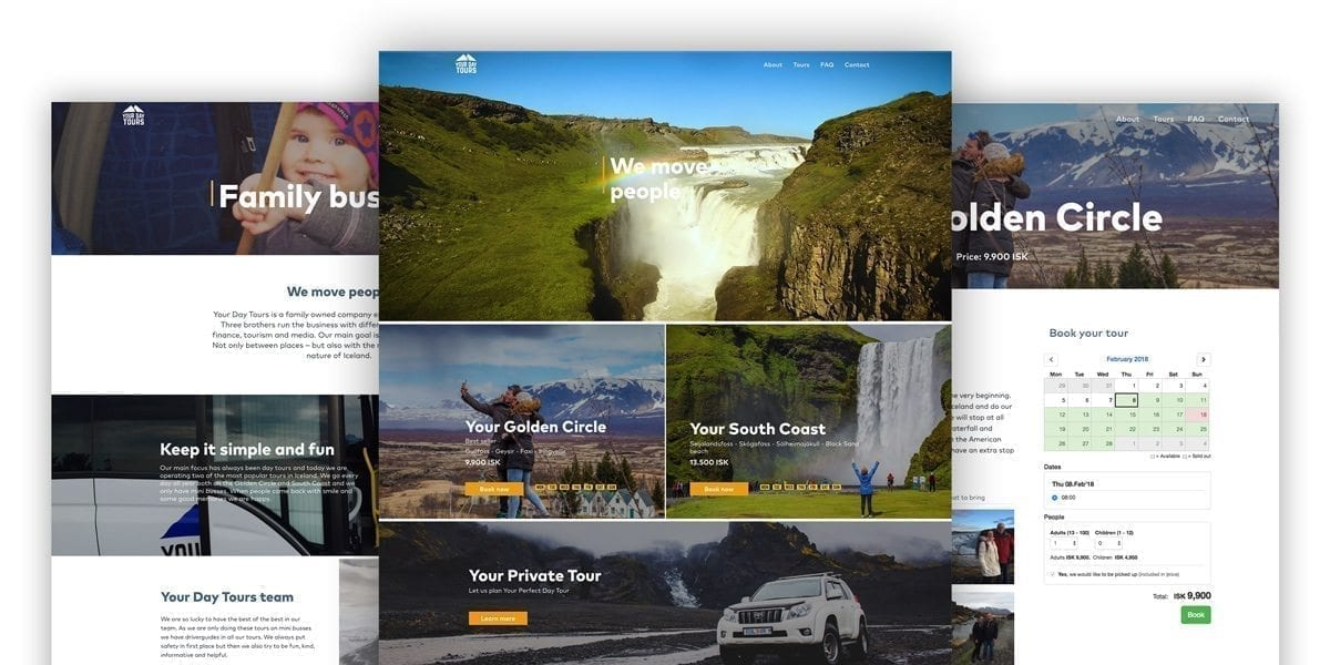 Yourdaytours - Avista Digital Agency